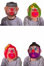 Set maschere bambino offerta assortimento maschi e femmine