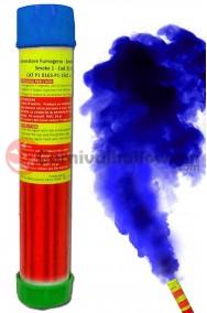 Fumogeno colore blu