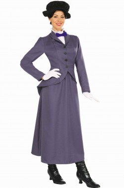Costume Mary Poppins fine 800 primi 900