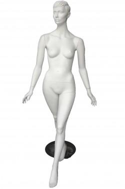 Manichino donna bianco 170cm usato ma in ottime condizioni