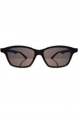 Occhiali anni 50 neri stile Enzo Jannacci