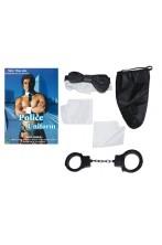 Set poliziotto spogliarellista strip man