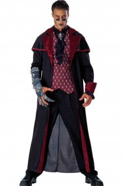 Costume uomo vampiro vittoriano the Covenant
