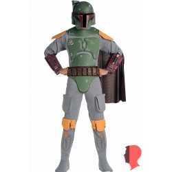 Costume Boba Fett Star Wars