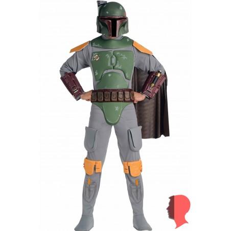 Costume Boba Fett Star Wars