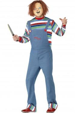 Costume di Chucky la bambola assassina