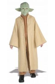 Star Wars costume carnevale Bambino Yoda De Luxe