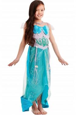 Costume Sirenetta bambina