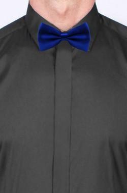 Cravattino Farfallino Papillon blu