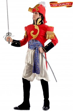 Costume Divisa reale inglese da Generale duca di Wellington