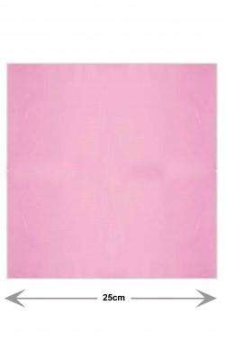 Party rosa tovaglioli di carta confezione da 20 25x25cm