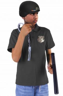 Set per costume da Poliziotto da bambino