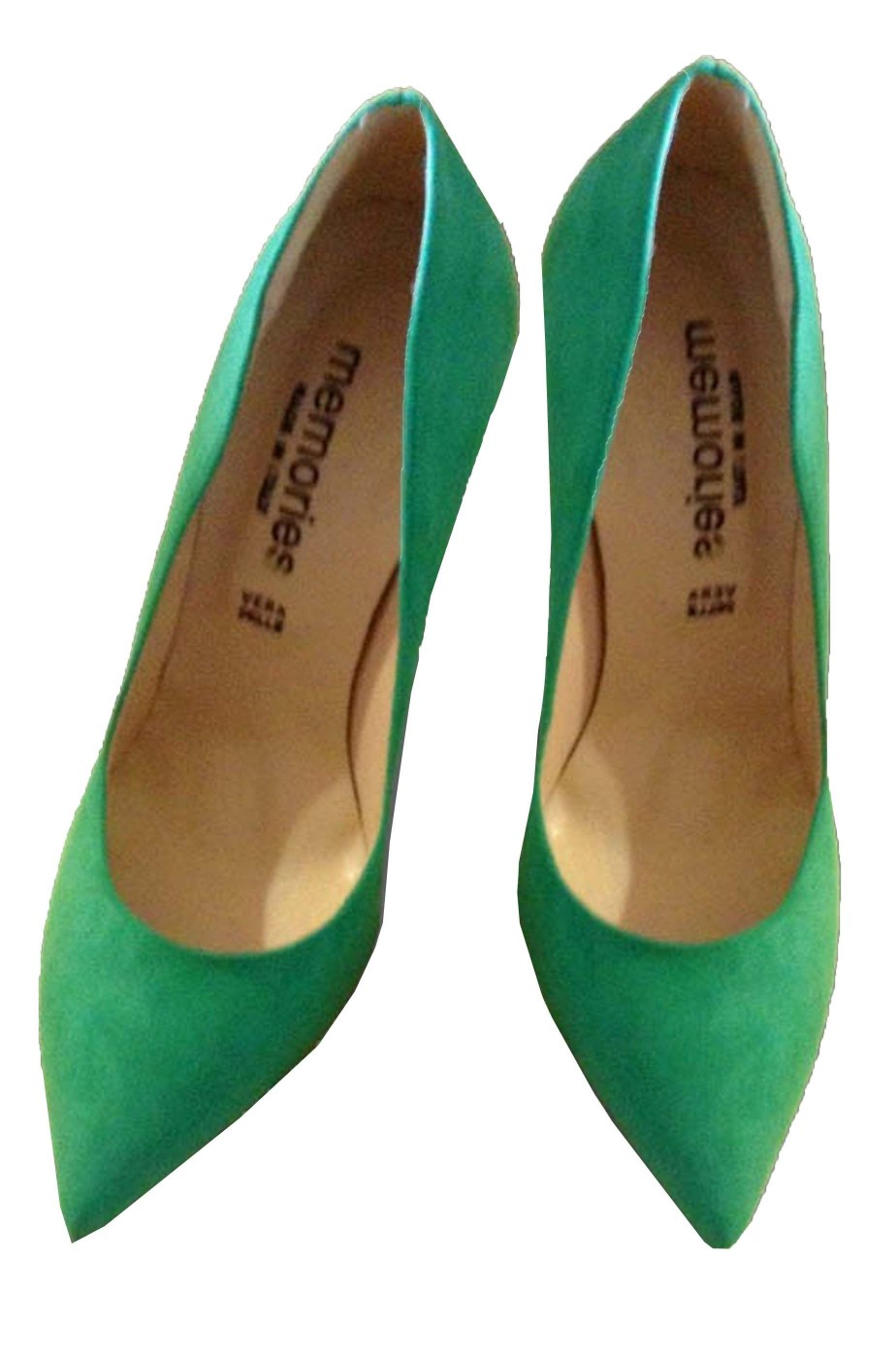 Scarpe verdi per Elfa, Poison Ivy ecc