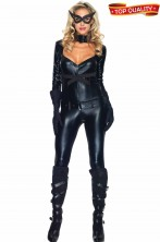 Costume catwoman de luxe cosplay