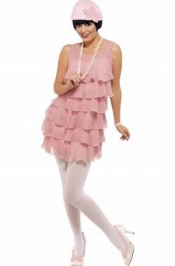 Costume Adulta anni 20 Bonnie di Clyde