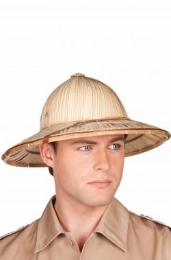 Cappello da esploratore di bamboo