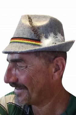 Cappello da tirolese o bavarese
