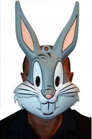 Maschera di Bugs Bunny il coniglio Looney Tunes