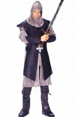 Costume da cavaliere medievale Re Artu'