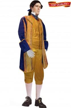 Costume uomo nobile del 700 Le Nozze di Figaro qualità artigianale