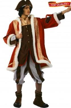 Costume adulto da Cristoforo Colombo