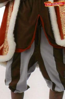 Vestito da Cristoforo Colombo adulto cinematografico