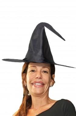 Cappello da strega o befana economico in nylon