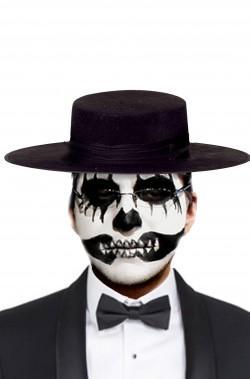 Cappello Bolero per Calavera Dia de Los Muertos