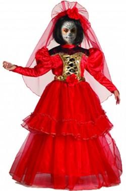 Costume carnevale Bambina Minnie 3 Costumi In Uno Minnie/Spagnola/Diavola