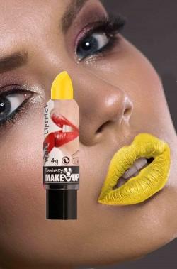 Rossetto giallo luminoso per labbra