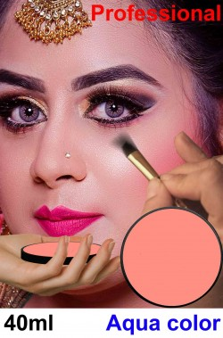 Trucco rosa india da viso e corpo levigante