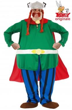 Costume di Abraracourcix capo del villaggio dei galli di Asterix