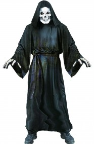 Costume Halloween da morte, la grande mietitrice