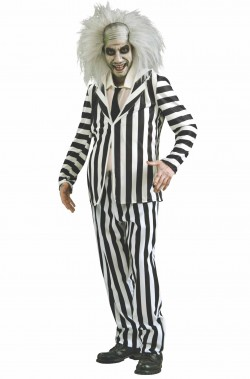 Costume di Beetlejuice Spiritello Porcello adulto