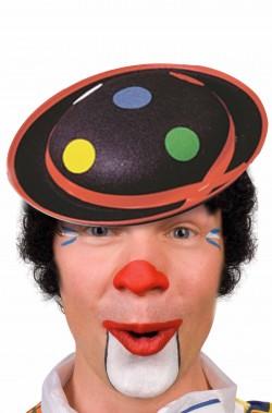 Cappello a bombetta per clown