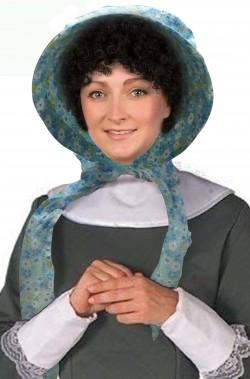 Cappello da mormona del west o strega di Salem