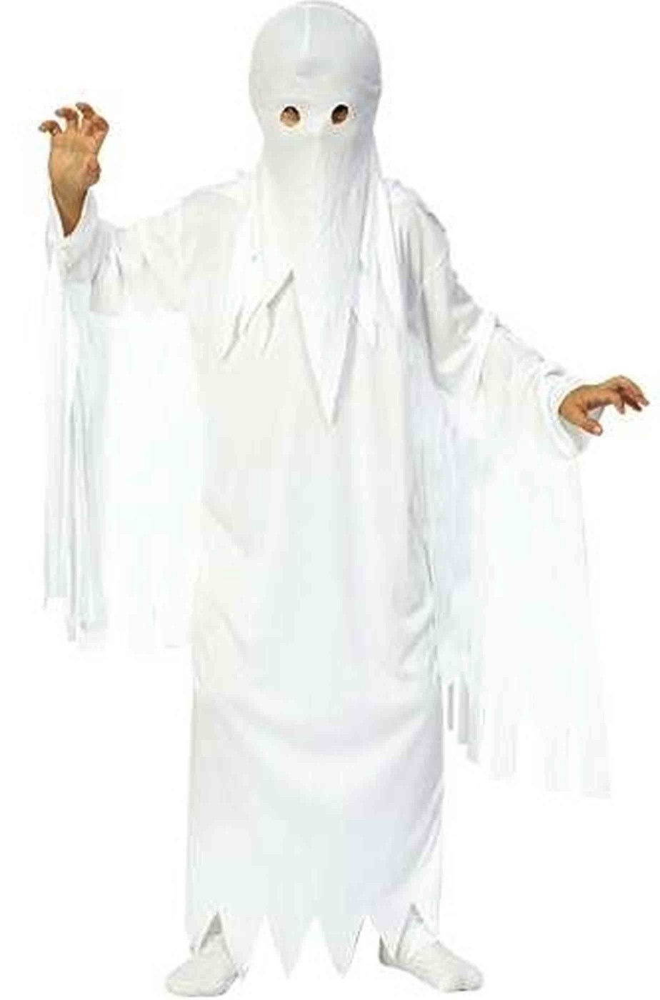 Costume carnevale fantasma bambino
