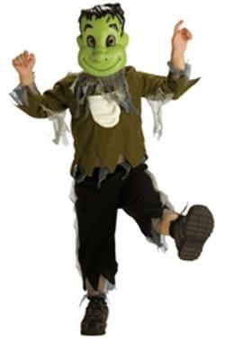 Costume di Halloween per bambino piccolo Frankenstein
