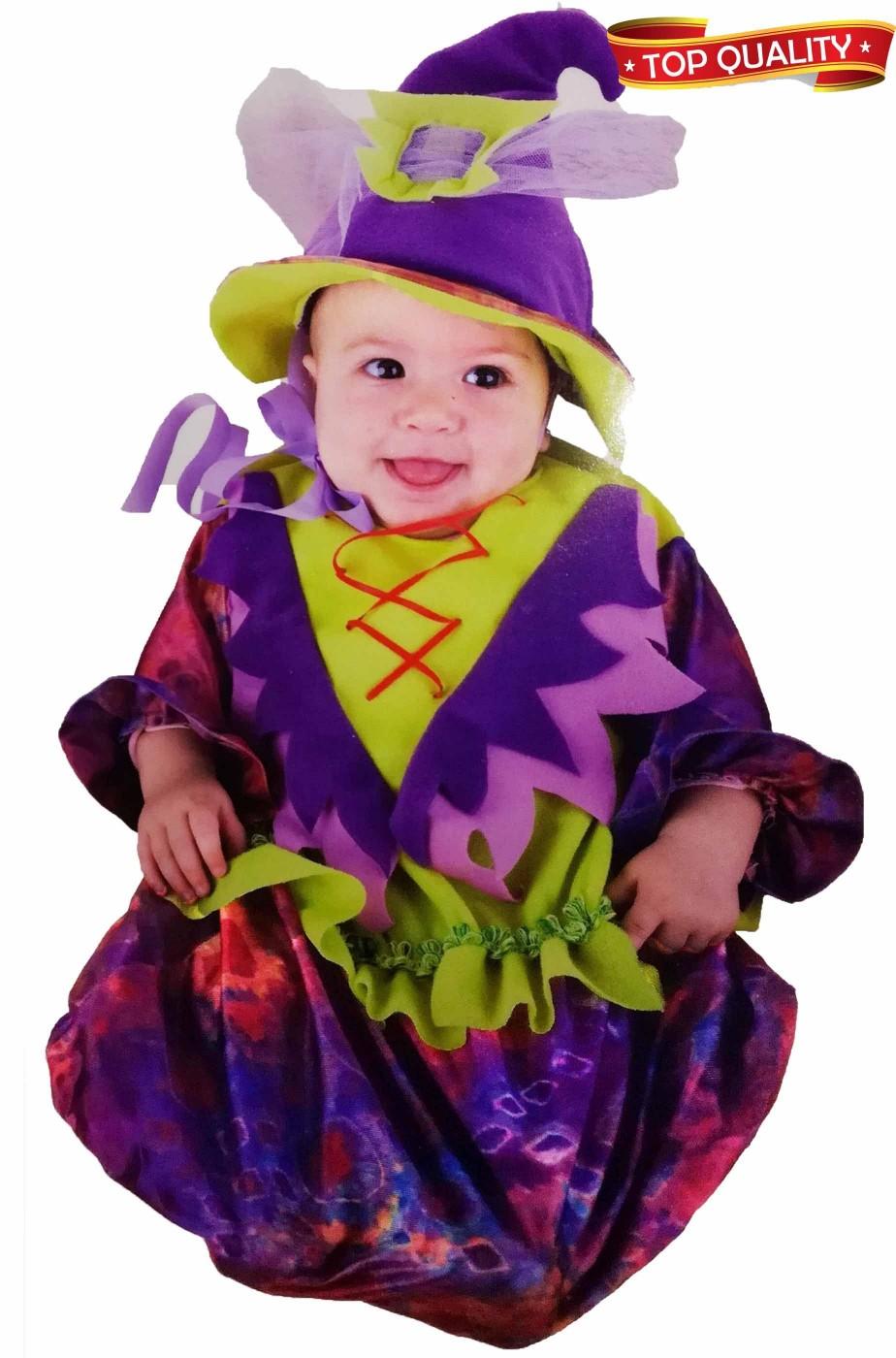 Costume Halloween e Carnevale per neonato alta qualita'