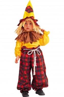Costume carnevale Bambino Spaventapasseri non cinese
