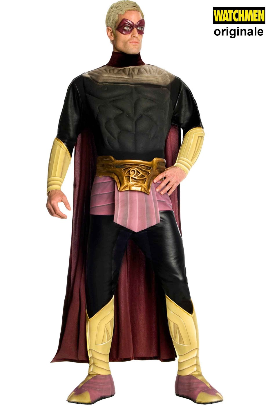 Costume Cosplay adulto Ozymandias Watchmen