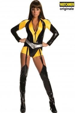 Costume Silk Spectre Spettro di Seta Watchmen