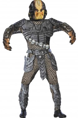 Costume cosplay adulto Predator