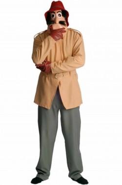 Costume di carnevale adulto Ispettore Clouseau della Pantera Rosa