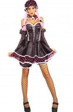 Adulto 1980S nero corta balza Guanti Danza Madonna Punk Costume Accessori