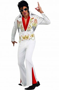 Costume Elvis Presley Aloha Eagle Honolulu Concert