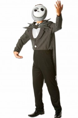 Costume Jack Skellington The Nightmare Before Xmas