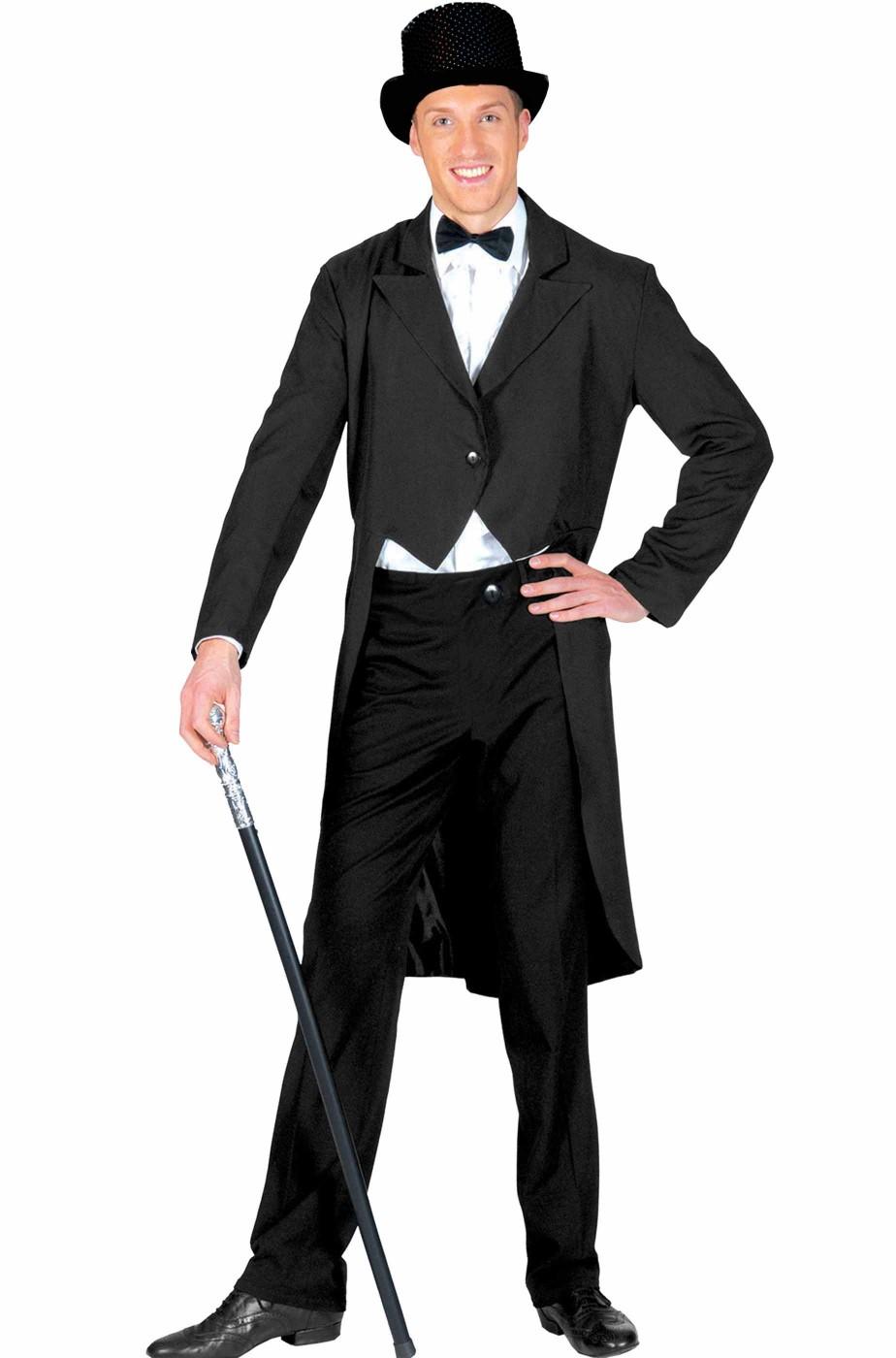 Frac e pantaloni adulto prestigiatore, presentatore,professore in Suicide Squad