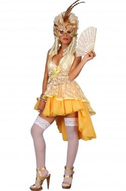 Costume carnevale veneziano dama del 700 Madame Pompadour