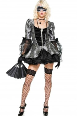 Costume dama del 700 Maria Antonietta donna adulta